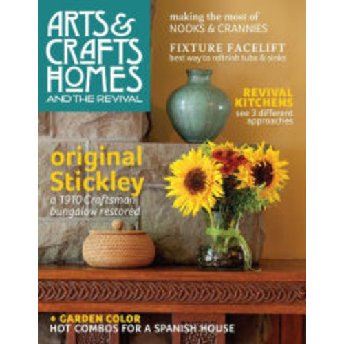 Arts & Crafts Homes - One Year Subscription