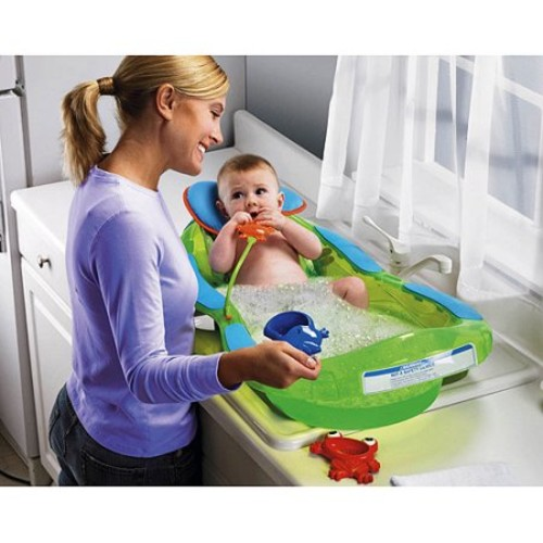 Fisher-Price Bath Center, Rainforest [Frustration-Free Packaging]
