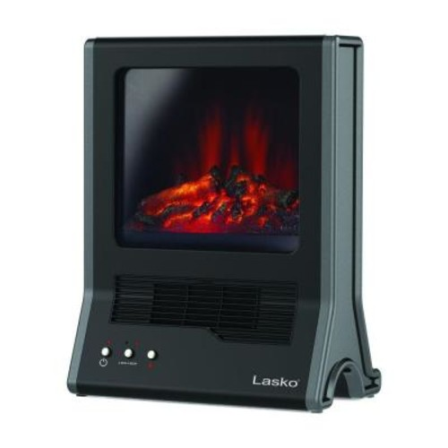 Lasko 1500-Watt Ultra Ceramic Fireplace Portable Heater