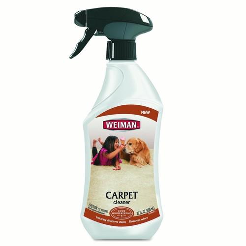 Weiman Carpet Cleaner, 22 fl oz