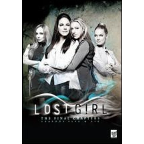 Lost Girl: The Final Chapters - Seasons Five & Six [6 Discs] [DVD]