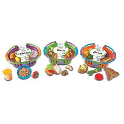 Learning Resources NEW SPROUTS 3 BASKET BUNDLE