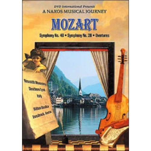 Naxos Musical Journey: Mozart