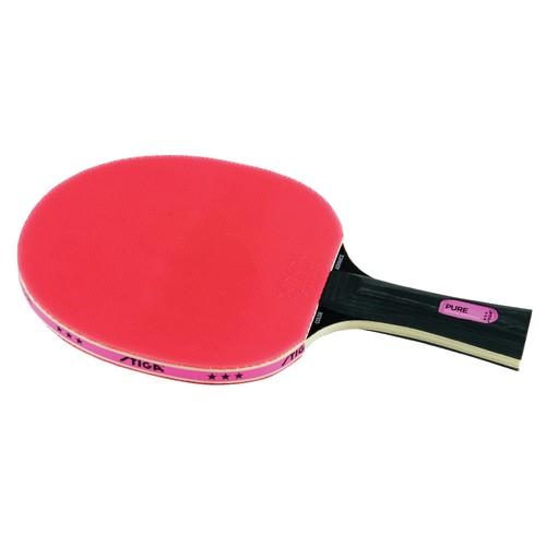 Stiga Table Tennis Racket - Pure Pink