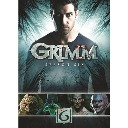 Grimm: Season Six [4 Discs] [DVD]