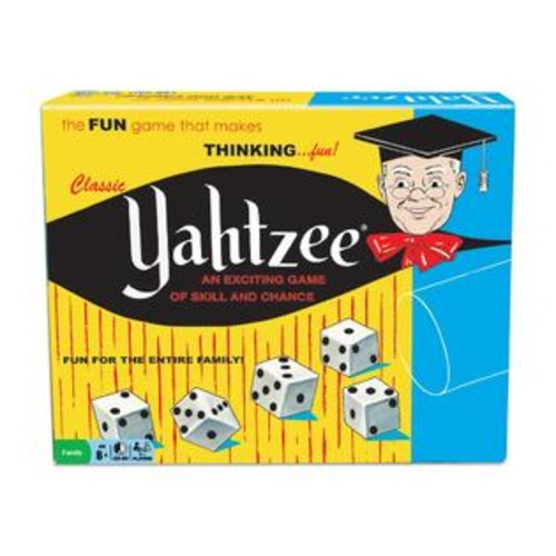 Winning Moves Games Winning Moves Classic Yahtzee Game