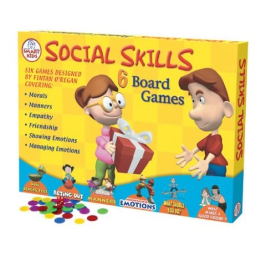 Didax Educational Resources Social Skills Board Games