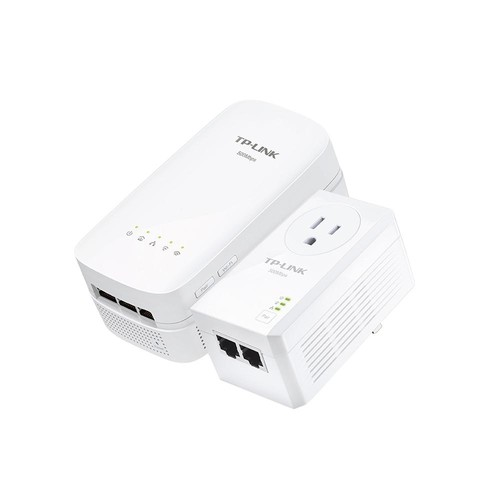 TP-LINK AC750 Wi-Fi Range Extender with Powerline Edition