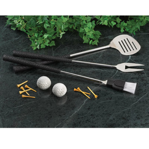Golf, Gifts & Gallery 5 Piece BBQ Set