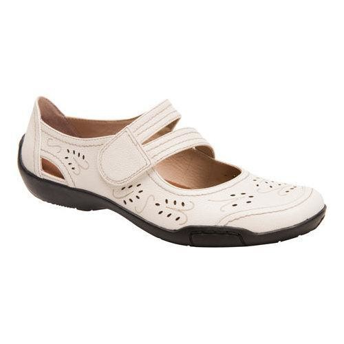 Women's Ros Hommerson Chelsea Winter White Leather [Shoe Width : n (narrow)]