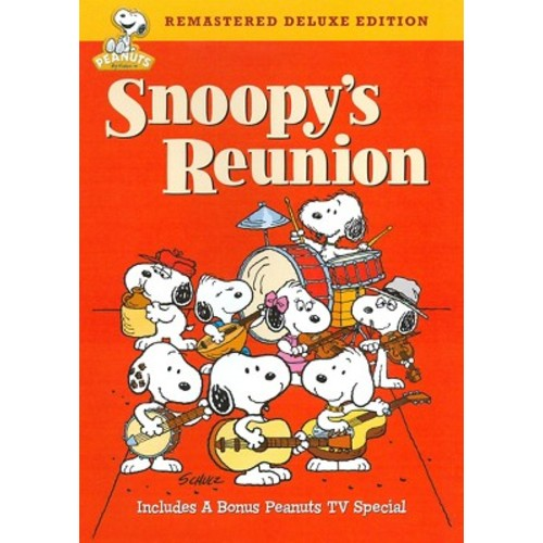 Peanuts: Snoopy's Reunion (Deluxe Edition) (DVD)