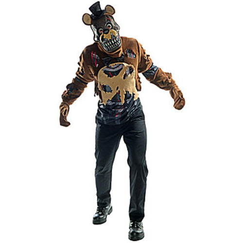 Five Nights at Freddy's - Nightmare Freddy Adult Costume