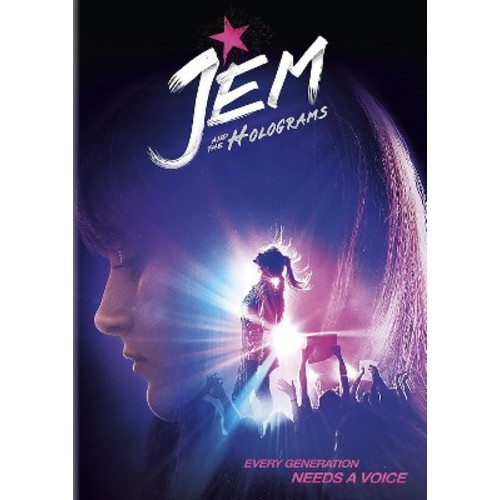 Jem And the Holograms (DVD)