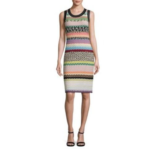 MISSONI Scale Striped Dress