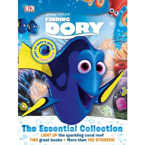 DK Pub Disney Finding Dory Essential Collection Bk