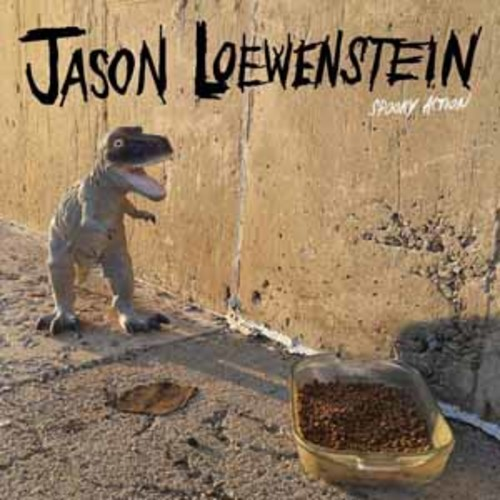 Jason Loewenstein - Spooky Action [Audio CD]