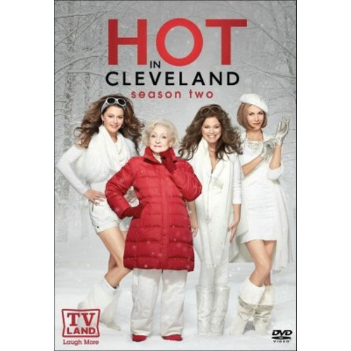 Hot in Cleveland: Season Two [3 Discs]