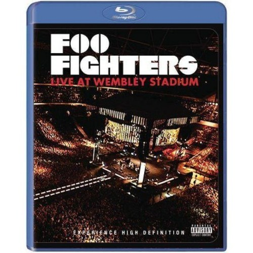 Foo fighters:Live at wembley stadium (Blu-ray)