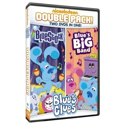 Blue's Clues: Blue's Big Band/Bluestock [2 Discs] [DVD]