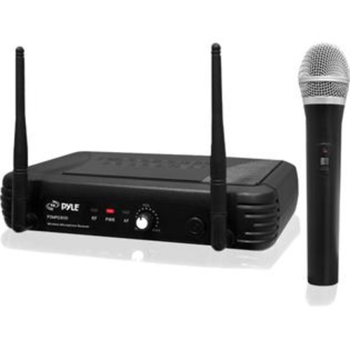Pyle / Pyle-Pro - PDWM1800 - PylePro Premier Series Professional UHF Wireless Handheld Microphone System - 673 MHz to