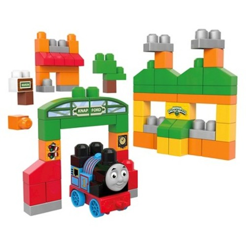 Mega Bloks Thomas & Friends Sodor Adventures Building Kit