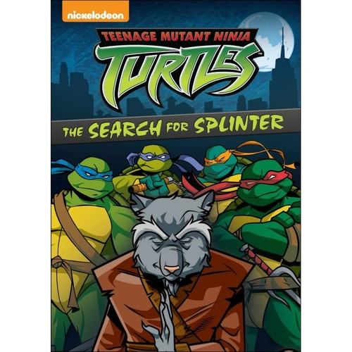 Teenage Mutant Ninja Turtles: Search For Splinter (DVD)
