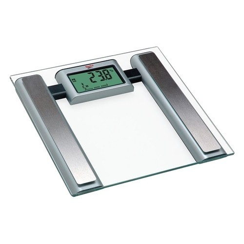 Starfrit Balance - Digital Bathroom Scale - Clear