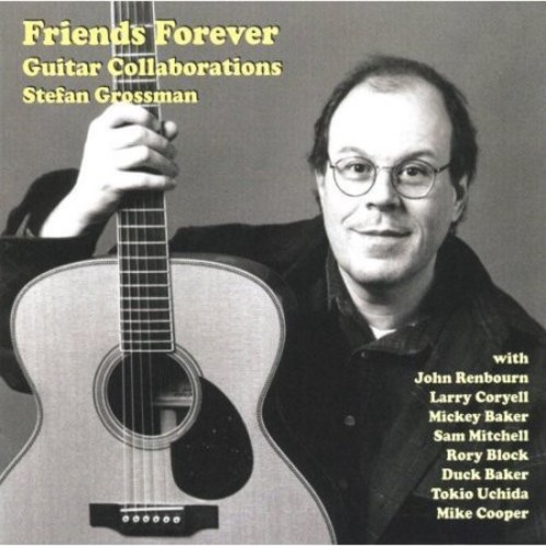 Friends Forever, Guitar Collaborations [CD]
