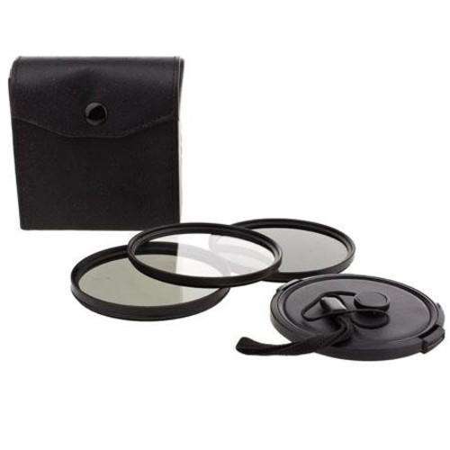 Nikon AF-P DX NIKKOR 18-55mm f/3.5-5.6G Zoom Lens USA w/Premium Accessory Bundle