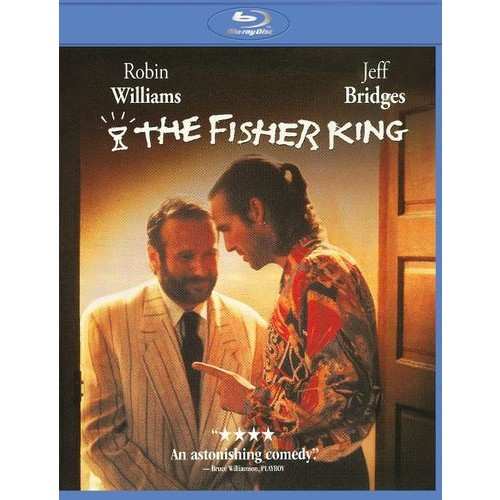 The Fisher King [Blu-ray] [1991]