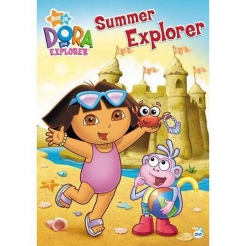 Dora The Explorer: Summer Explorer (DVD)