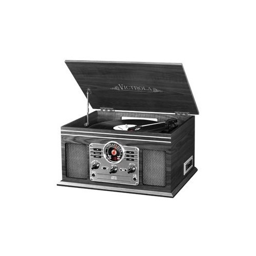Victrola - Classic Bluetooth Audio system - Graphite