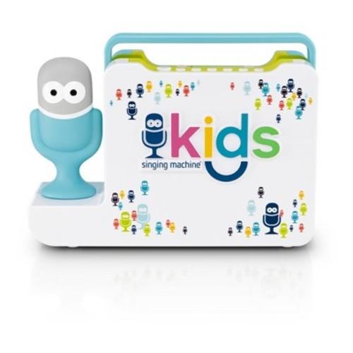 Singing Machine Kids Bluetooth Karaoke System - Black