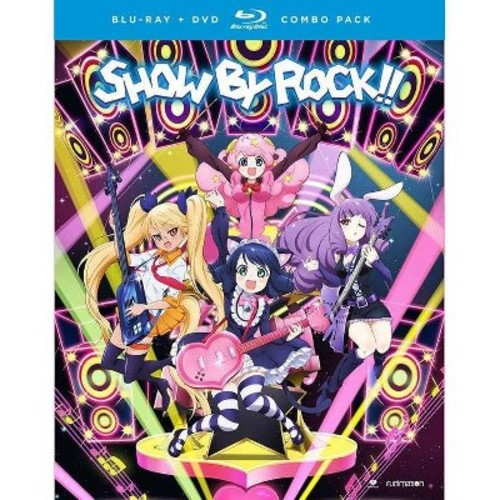 Show By Rock:Complete Series (Blu-ray)