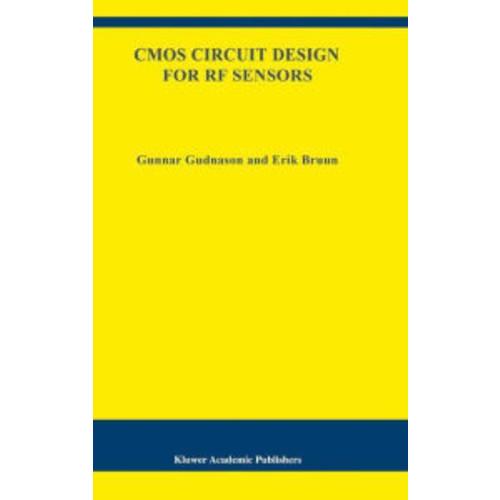 CMOS Circuit Design for RF Sensors / Edition 1