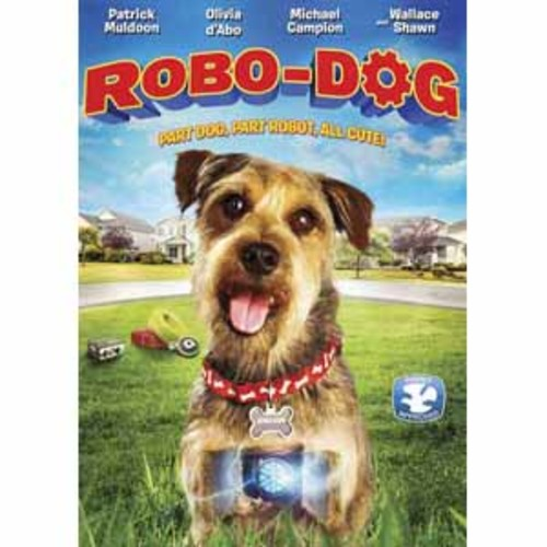 Robo-Dog Img384Dvd Comedies