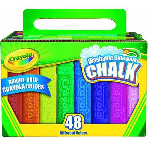 Crayola Sidewalk Chalk - 51-2048