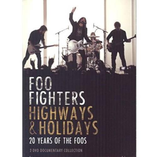Foo Fighters: Highways & Holidays - 20 Years Of The Foos (Music DVD)