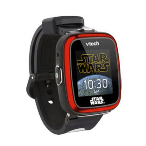VTech,Star Wars,Disney VTech Star Wars First Order Stormtrooper Kidizoom Smartwatch