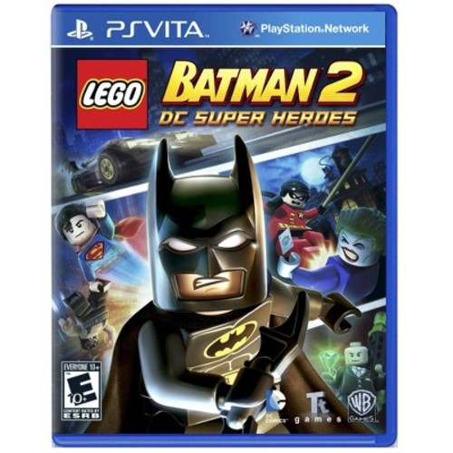 Lego Batman 2: DC Super Heroes PlayStation Vita