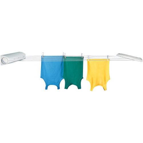 Leifheit Rollfix Wall Mount Laundry Drying Rack