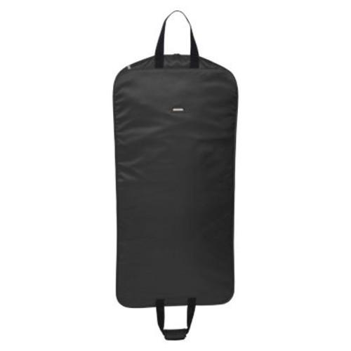 WallyBags 45 Inch Slim Garment Bag [Black]