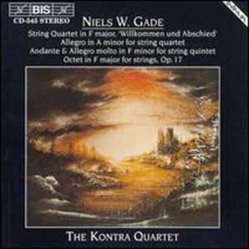 Chamber Music by Niels W. Gade (Audio CD)