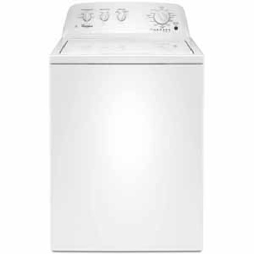 Whirlpool 3.5 cu. ft. Top Load Washer with the Deep Water Wash option - White