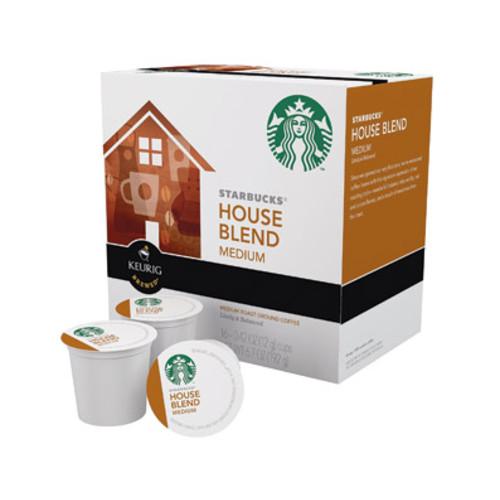 Keurig K-Cup Starbucks House Blend,16-Pack