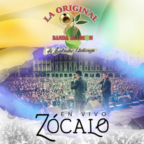La Original Banda El - En Vivo Zocalo (CD)