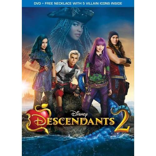 Descendants 2 [DVD] [2017]