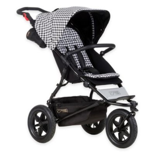 Mountain Buggy Urban Jungle Luxury Collection Stroller in Pepita