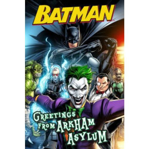 Batman: Greetings from Arkham Asylum