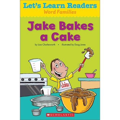 Jake Bakes a Cake